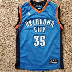 """Oklahoma City Thunder """"Kevin Durant"""" Jersey"""